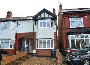 Thumbnail 4 bed end terrace house for sale in Taylor Road, Kings Heath, Birmingham