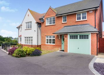 Thumbnail 4 bed detached house for sale in Ford Close, Scartho Top, Scartho