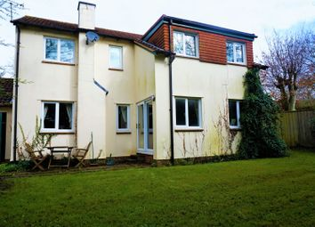 Thumbnail 4 bed link-detached house for sale in Bretteville Close, Exeter