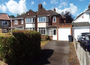 Thumbnail 3 bed semi-detached house for sale in Cliveden Avenue, Perry Barr, Birmingham, West Midlands
