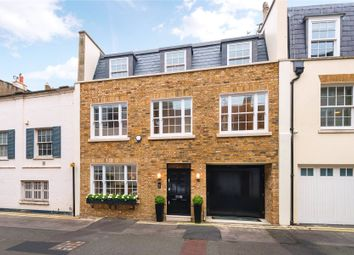 Thumbnail 4 bed property for sale in Kinnerton Street, Belgravia, London