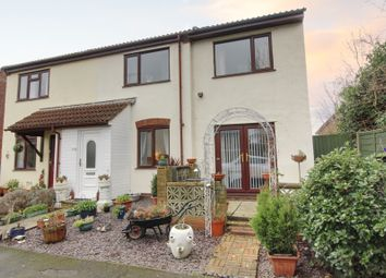 Thumbnail 3 bed semi-detached house for sale in Campion Close, Thornbury, Bristol