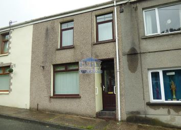 3 bed terraced house for sale in Station Road, Nantymoel, Bridgend . CF32