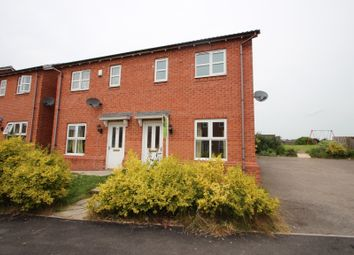 Thumbnail 3 bed semi-detached house for sale in Highfields, Tow Law, Bishop Auckland