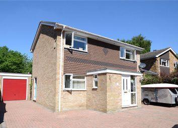 Thumbnail 3 bed detached house for sale in Mornington Avenue, Finchampstead, Wokingham