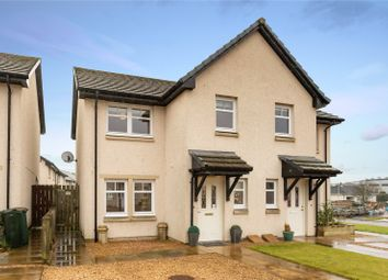 Thumbnail 3 bed semi-detached house for sale in Tiree Place, Crieff, Perth And Kinross