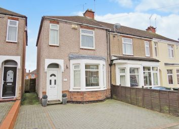 Thumbnail 2 bed end terrace house for sale in Telfer Road, Coventry