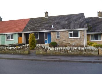 Thumbnail 2 bed terraced house to rent in Pitlethie Road, Leuchars, Fife