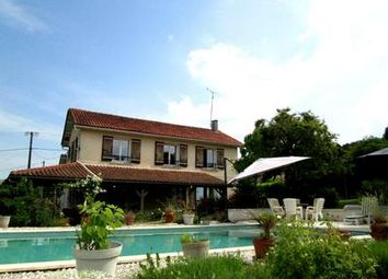 Thumbnail 4 bed property for sale in Nanteuil-Auriac-De-Bourzac, Dordogne, France