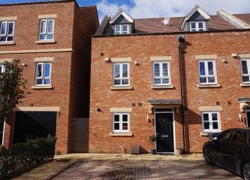 Thumbnail 3 bed terraced house for sale in Denman Drive, Newbury
