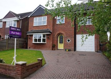 Thumbnail 5 bed detached house for sale in Paulden Avenue, Manchester