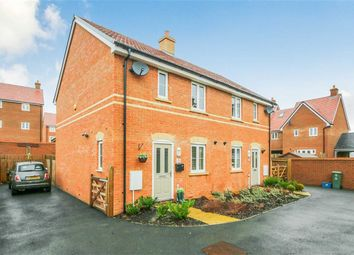 Thumbnail 3 bed semi-detached house for sale in Cyprus Way, Newton Leys, Milton Keynes, Bucks