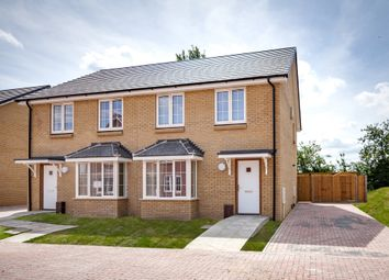 Thumbnail 3 bed semi-detached house for sale in Cooke's Field, Waterbeach, Cambridge
