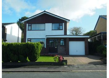 Thumbnail 3 bed detached house for sale in Pinewood Avenue, Bolton Le Sands, Carnforth