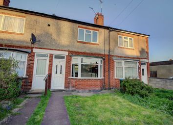 Thumbnail 2 bed terraced house for sale in Evelyn Avenue, Coventry