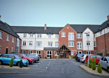 Thumbnail 1 bed flat for sale in Petifor Court, Anstey, Leicester