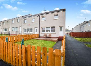 Thumbnail 3 bed end terrace house for sale in Eskbank Street, Glasgow