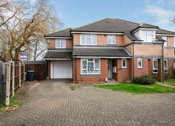 Thumbnail 4 bed semi-detached house for sale in Wakefords Way, Havant