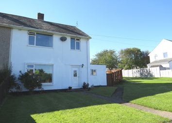 Thumbnail 3 bedroom semi-detached house for sale in Lingmell Crescent, Seascale, Cumbria