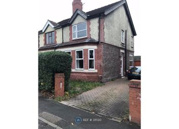 Thumbnail 3 bed semi-detached house to rent in Station Road North, Warrington