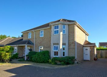 Thumbnail 2 bed flat for sale in Church Lane, Hilton, Huntingdon