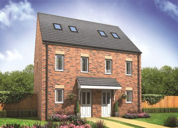 3 bed terraced house for sale in Plot 222 Millers Field, Manor Park, Sprowston, Norfolk NR7