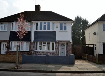 Thumbnail 3 bed semi-detached house to rent in Birkdale Road, Abbey Wood, London