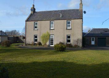 Thumbnail 5 bed detached house to rent in Kilry, Alyth, Blairgowrie