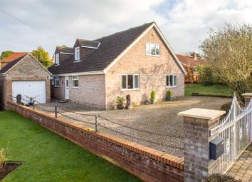 Thumbnail 4 bedroom detached bungalow for sale in Church Hill, Stillingfleet, York