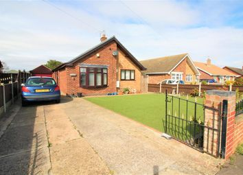 Thumbnail 2 bed bungalow for sale in Holly Avenue, Bradwell, Great Yarmouth