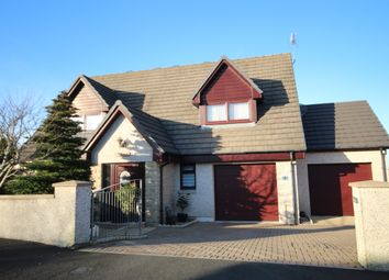 Thumbnail 4 bed detached house for sale in 5 Doocot Park, Banff
