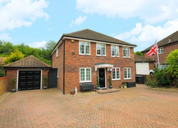 Thumbnail 4 bed detached house for sale in Farm Close, East Grinstead