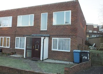 Thumbnail 2 bed maisonette to rent in Ryecroft Gardens, Blackwater, Camberley