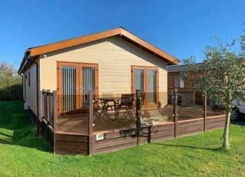 Cambridge Road, Stretham, Ely CB6. 2 bed lodge for sale