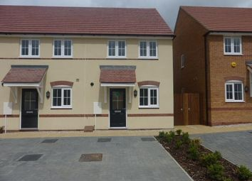 Thumbnail 2 bed end terrace house to rent in Michaels Drive, Corby