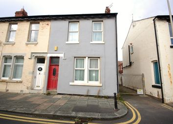 Thumbnail 2 bedroom end terrace house for sale in Bagot Street, Blackpool, Lancashire