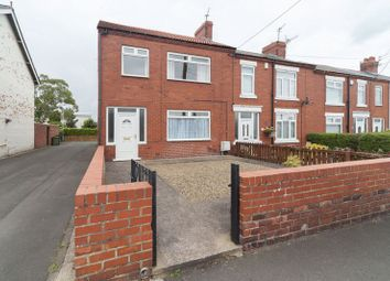 Thumbnail 4 bed terraced house for sale in Dereham Terrace, Stakeford, Choppington