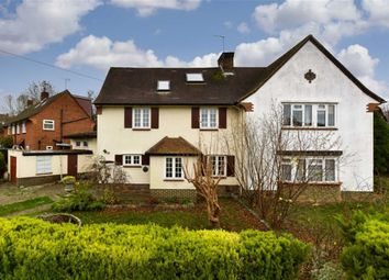 Thumbnail 4 bed semi-detached house for sale in Partridge Mead, Banstead, Surrey