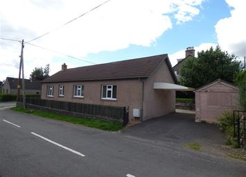 Thumbnail 4 bed detached bungalow for sale in Mansfield Road, Scone, Perth