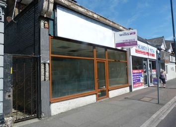 Thumbnail Commercial property to let in Christchurch Road, Boscombe, Bournemouth