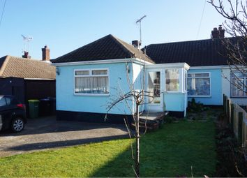 Thumbnail 2 bed bungalow for sale in Hatfield Road, Rayleigh