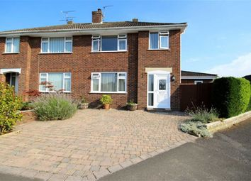 Thumbnail 3 bedroom semi-detached house for sale in Clarendon Drive, Royal Wootton Bassett, Wiltshire