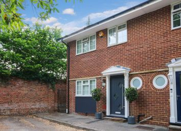 Thumbnail 3 bed semi-detached house for sale in Hylands Mews, Epsom