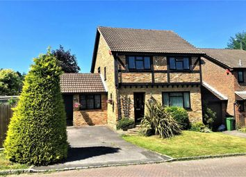 Thumbnail 4 bed detached house for sale in Spruce Drive, Lightwater, Surrey
