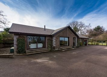 Thumbnail 5 bed bungalow for sale in Kirkton Of Alvah, Banff, Aberdeenshire