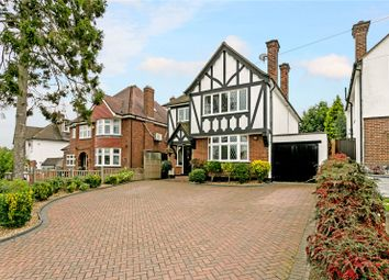 Thumbnail 4 bed detached house for sale in Oaklands Avenue, Watford, Hertfordshire