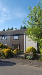 Thumbnail 3 bed semi-detached house to rent in Woodlands Avenue, Fern, Forfar