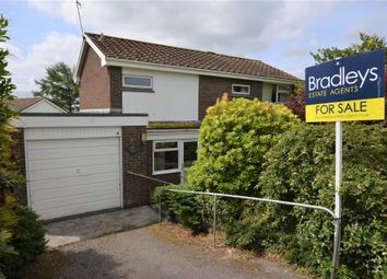 Thumbnail 3 bed detached house for sale in Maddever Crescent, Liskeard, Cornwall
