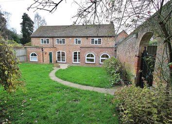 Thumbnail 3 bed cottage for sale in Midgham Park, Midgham, West Berkshire