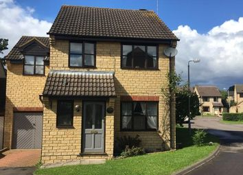 Thumbnail 3 bedroom link-detached house for sale in Ron Golding Close, Malmesbury, Wiltshire